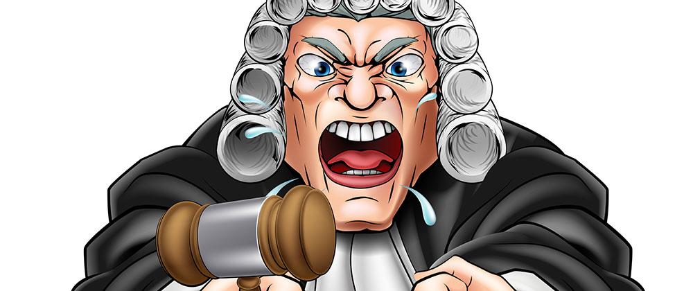 Immigration Judge Complaints